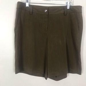 Tommy Bahama Shorts - Tommy Bahama fern silk shorts NWT